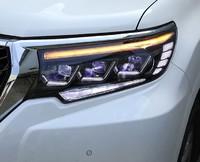 Фары передние Lexus Style для Toyota Prado 2017+