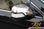 Хромированные накладки на боковые зеркала MRC-H122 HONDA CR-V 2007-