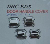 Хромированная накладка под ручки DHCPJ28 MITSUBISHI PAJERO MONTERO 9906