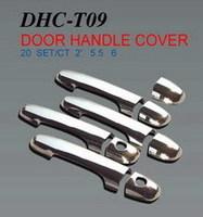 Хромированные накладки на ручки DHC-T09 TOYOTA COROLLA (00-)