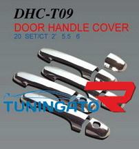 Хромированные накладки на дверные ручки для Toyota Probox - Succeed