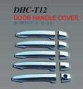 Хромированные накладки на дверные ручки Япония DHC-LT12 HILUX SURF 215