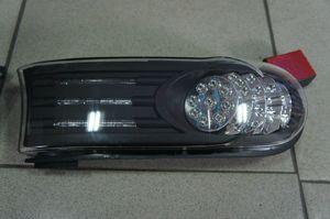 Поворотники светодиодные тюнинговые (темные) на TOYOTA FJ CRUISER