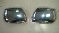 Хромированные накладки на боковые зеркала MRC-T42 TOYOTA CAMI / RUSH