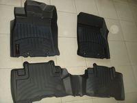 Коврики в салон передний и задний ряд (черный) FJ CRUISER (06-) Америка
