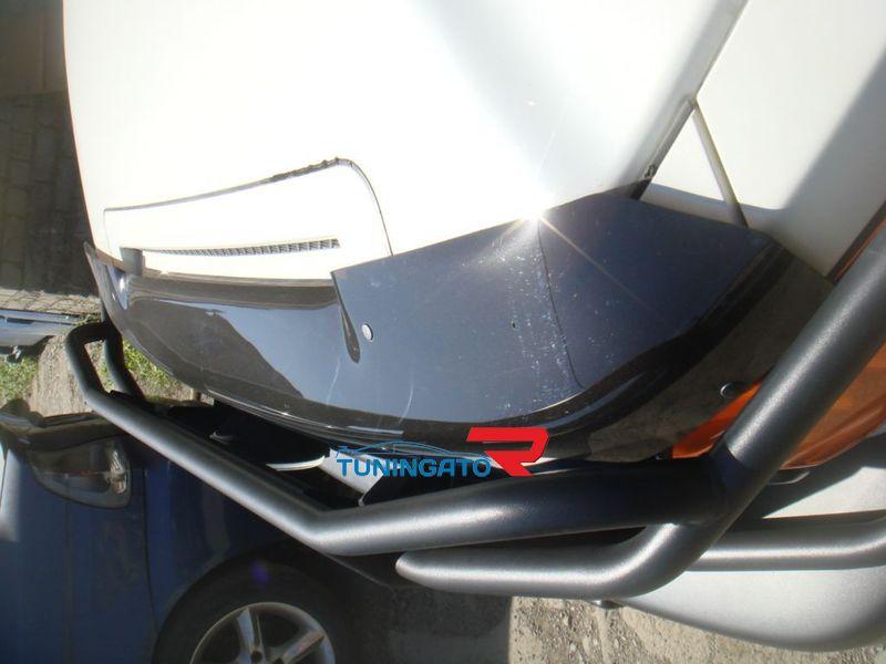 Дефлектор капота Новозиландия FJ CRUISER (06-)