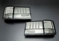 Диодные стоп сигналы белые для Nissan Elgrand 97-02г.