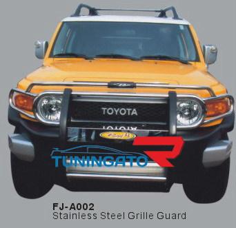 Кенгурятник передний FJ-A002 FJ CRUISER