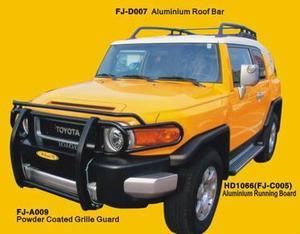 Кенгурятник передний FJ-A009 FJ CRUISER