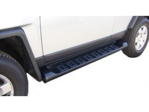 Подножки боковые черные TTF для FJ CRUISER 07-