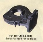 Крюк закрывной для фаркопа P0110 (FJ90-L031)