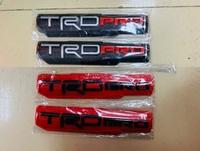 Эмблемы TRDPRO боковые, маленькие
