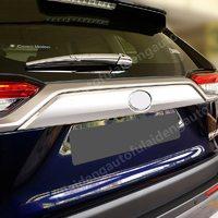Накладка на 5ю дверь под эмблему для Toyota Rav4 2019+