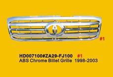 Решётка радиатора HD007100#ZA29-FJ100#1 LAND CRUISER 100