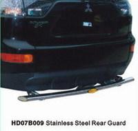 Защита заднего бампера HD07B009 MITSUBISHI OUTLANDER (06-)