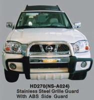 Кенгурятник передний HD270(NS-A024) для NISSAN NP300\ FRONTIER\ Paladin