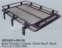Багажник зкспидиционный цельносварной TC065 (180x126x17см) LAND CRUISER 80