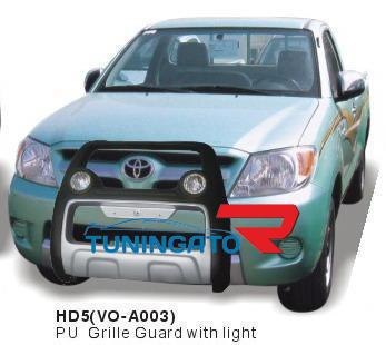 Дуга передняя (кенгурятник) HD59(VO-A003) на TOYOTA HILUX VIGO PICK UP 2005г