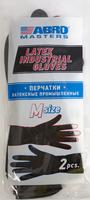 Перчатки латексные промышленные (Размер M)