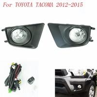 Противотуманные фары для Toyota Tacoma 2012-2015