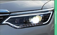 Тюнинг фары в стиле Audi для Toyota Camry 2015-
