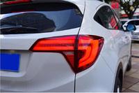 Стоп-сигналы дымчатые диодные для Honda Vezel