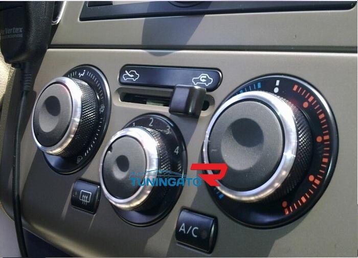 Барашки (управление) климат контролем для Nissan