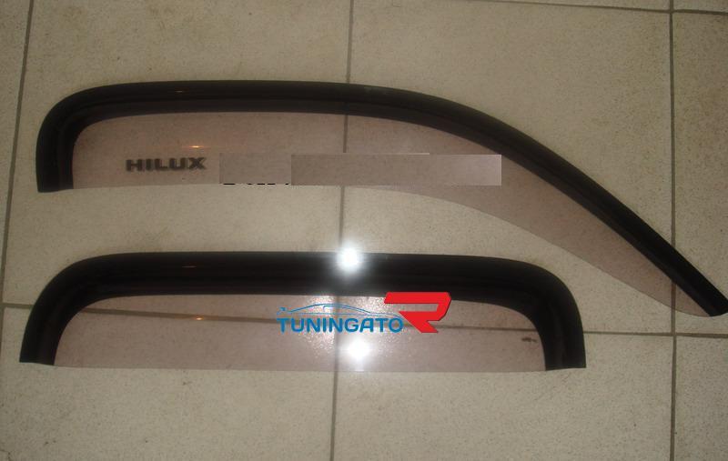 Ветровики дверные TOYOTA HILUX SURF / 4 RUNNER (89-95)