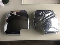 Хром накладки на зеркала для Suzuki Jimny