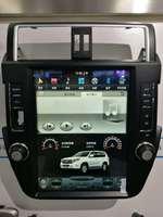 Штатная магнитола Land Cruiser Prado 150 09-13г Android