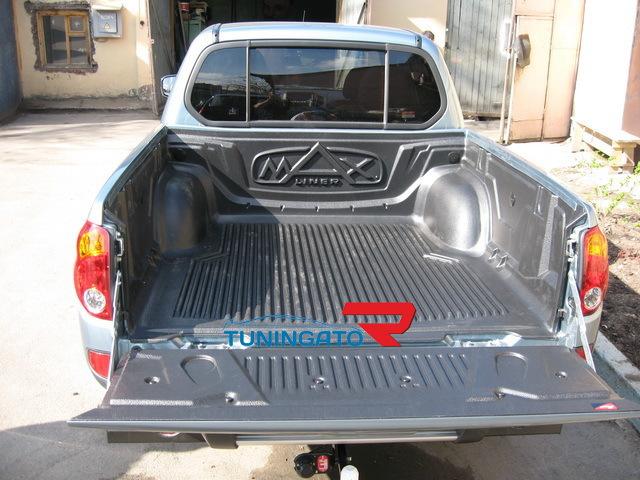Вкладыш в кузов защита кузова для пикапа Mitsubishi L200
