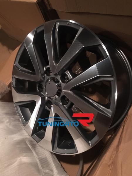 Диски колесные (литьё) для Lexus LX570 \ Land Cruiser 200