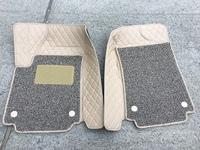 Коврики модельные под бежевые для Nissan Patrol 2010-2015+