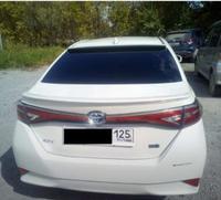 Спойлер на стекло верхний для Toyota SAI 2013г-