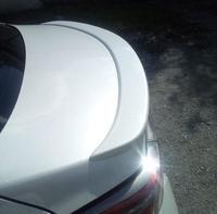 Спойлер на крышку богажника, узкий, для Toyota SAI 2013-