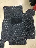 Коврики в салон модельные 3D из экокожи для Lexus LX570 08-18г.