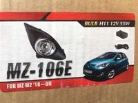 Противотуманные фары комплект для Mazda Demio (Демио) 2010г.+