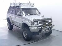 Расширители колёсных арок фендера широкие для PAJERO 91-96