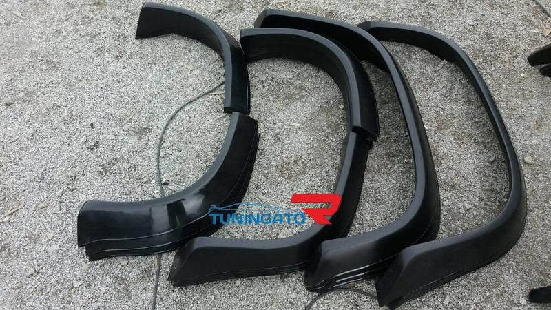 Расширители колесных арок узкие для TERRANO (89-95)