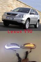 Туманки LED в бампер для Toyota Harrier \Lexus RX (2002-11г)