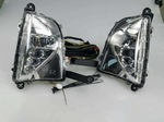 Туманки в бампер диодные для Toyota Prius 2014-19г.