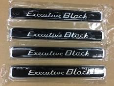Эмблема Executive Black для Land Cruiser 200 2016г