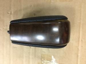 Ручка АКПП кожа, декор для Toyota Prado 150
