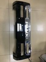 Накладка на передний бампер для TOYOTA PRADO 2016+