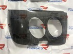 Очки на фары 3D(карбон) для LAND CRUISER PRADO 7X
