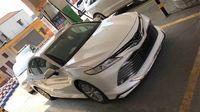 """Аэродинамический обвес """"Modellista"""" для Toyota Camry 2017+"""