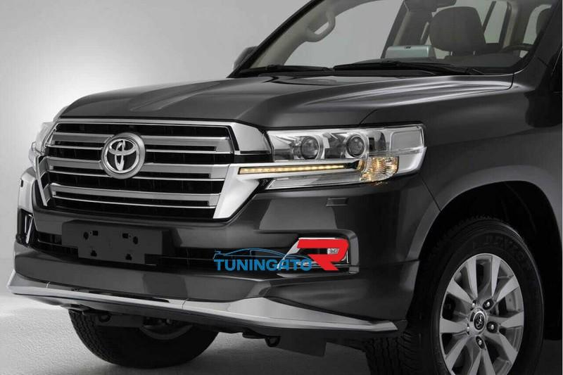 Аэродинамический обвес Limited Edition для Toyota Land Cruiser 2015г.-
