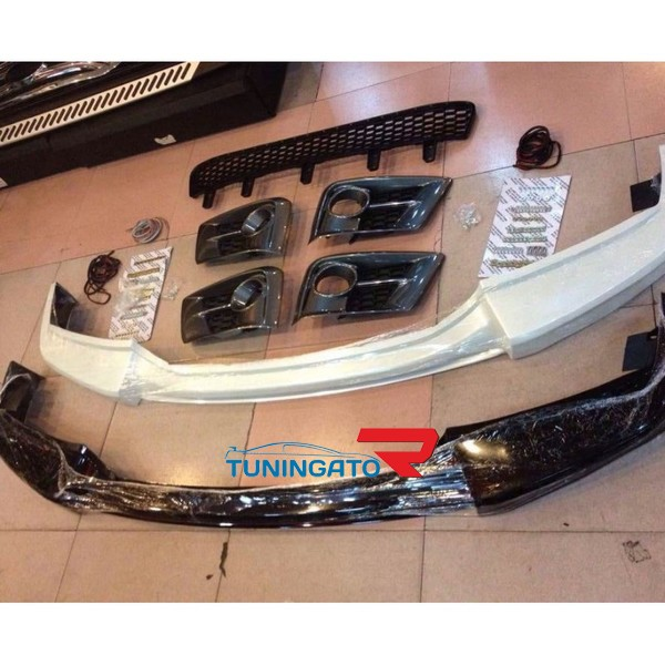 """Аеродинамический обвес """"SPORT LUXURY"""" для Lexus LX570 2012г.+"""