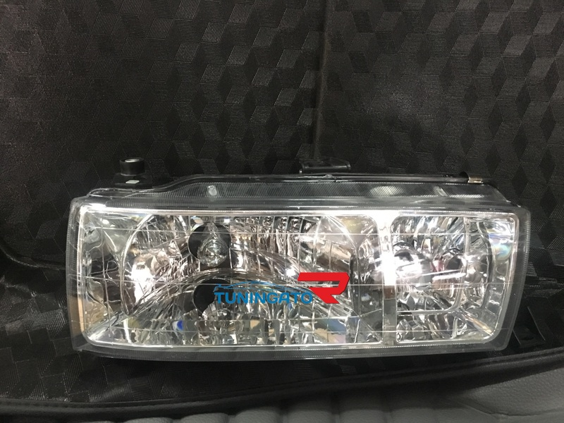 Фары хрустальные комплект для Toyota Cresta GX90