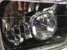 Фары диодные темные c линзой для Toyota Hilux Pick Up 89-